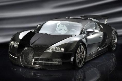 Bugatti Veyron 16.4 Linea Vincerò