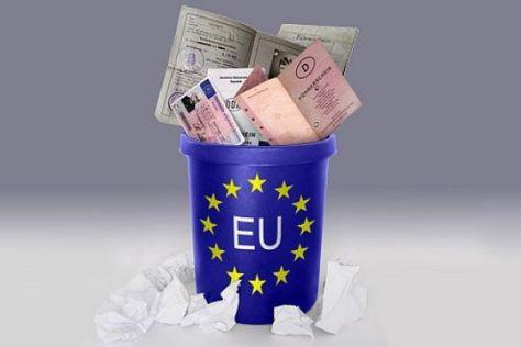 Zwangsumtausch: EU macht Ernst
