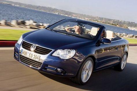 Marktstart VW Eos