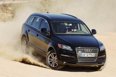Produktion Audi Q7