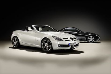 Mercedes SLK 2Look Edition