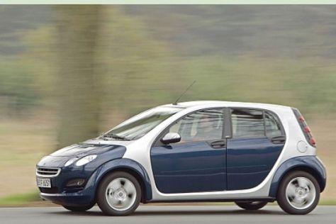 Smart will Kleinwagen stoppen