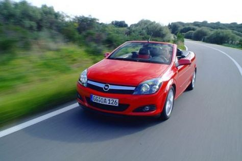 Fahrbericht Opel Astra TwinTop