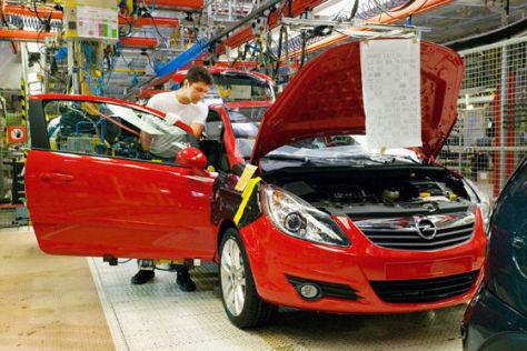 Sanierungspläne Opel