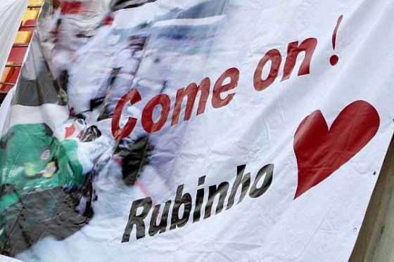 Formel 1 Fans freuen sich wieder auf Barrichello
