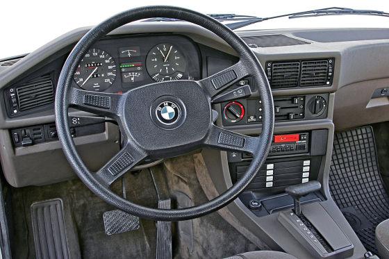 BMW 525e E28