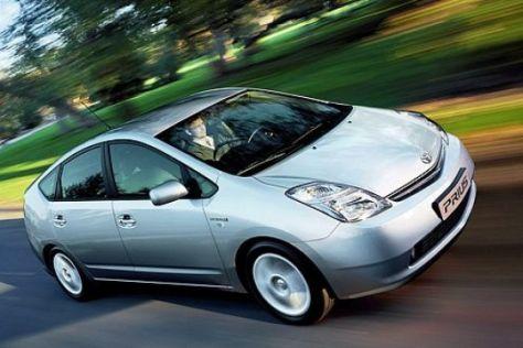 Auszeichung für den Toyota Prius