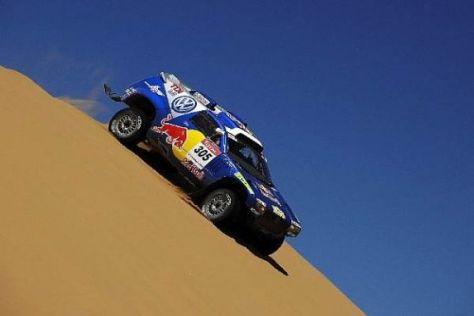 Volkswagen wird sich auch nächstes Jahr der Herausforderung Dakar stellen