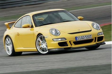 Fahrbericht Porsche 911 GT3