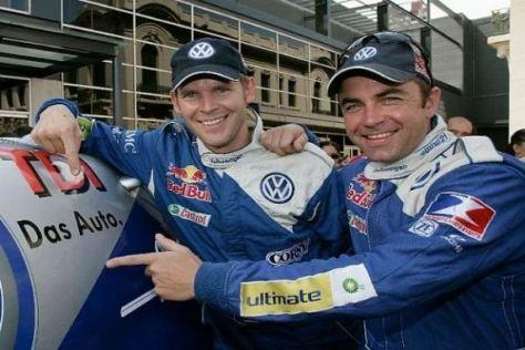 Giniel de Villiers darf sich auch für 2010 gute Chancen auf den Sieg ausrechnen