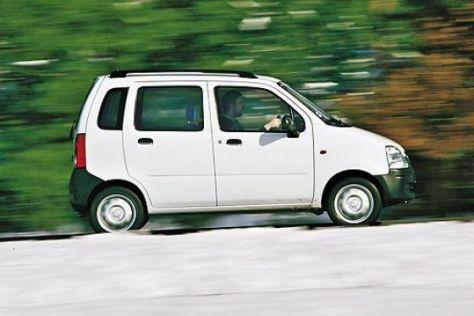 Gebrauchtwagen-Check Opel Agila & Co