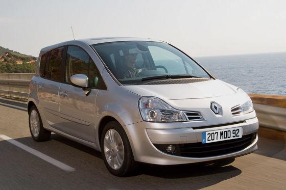Renault Grand Modus 1.5 dCi FAP