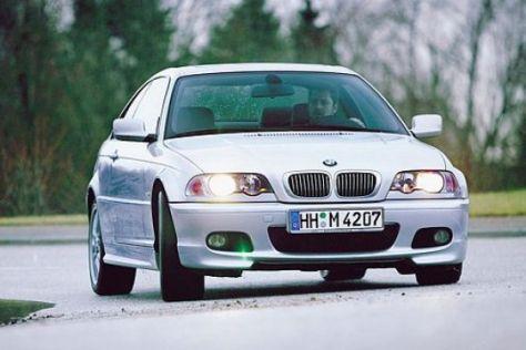 BMW 3er Coupé (E46C) & Konkurrenten