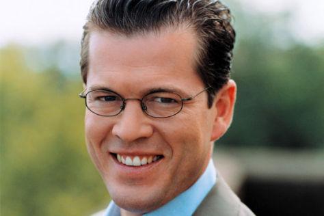 Bundeswirtschaftsminister Karl-Theodor zu Guttenberg