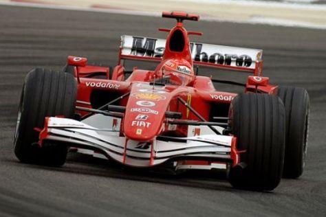 Ferrari nach drei Rennen in Panik