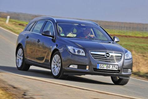 Fahrbericht Opel Insignia Sports Tourer
