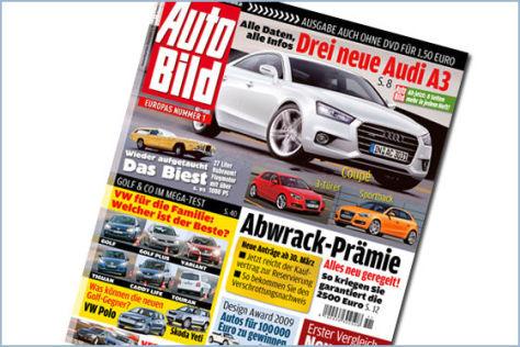 AUTO BILD 11/2009