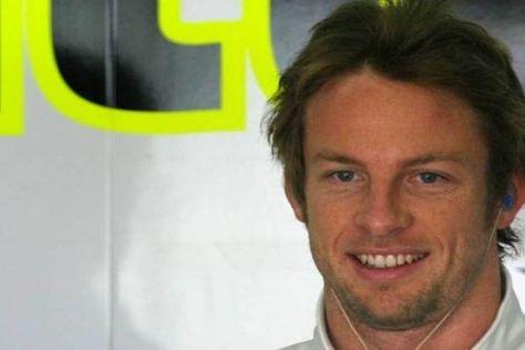Jenson Button strahlt wieder: Gemeinsam mit dem Team hat er eine Zukunft