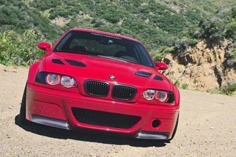 BMW M3 von Viken Tchalikian