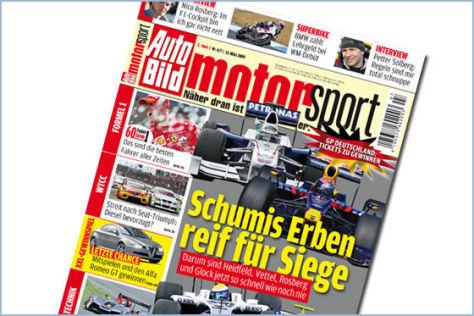 AUTO BILD MOTORSPORT 6/2009