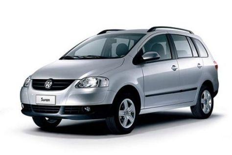 VW Espaço Fox/ Suran