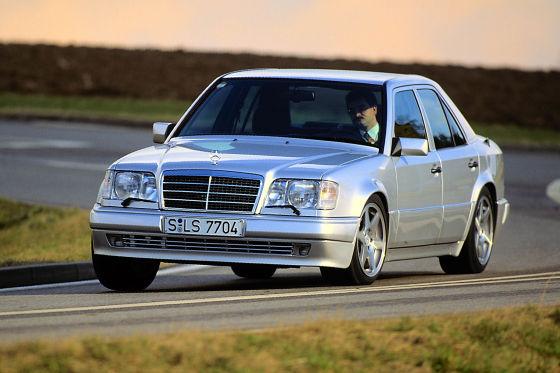 Mercedes-Benz E 500 Limited
