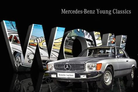 Mercedes-Benz SLC W 107