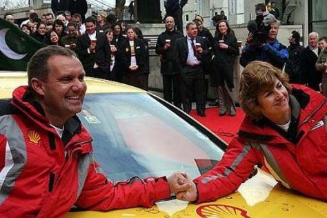 Shell startet neues Superbenzin