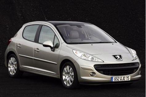 Preise Peugeot 207