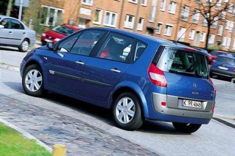 Rückruf Renault Scénic