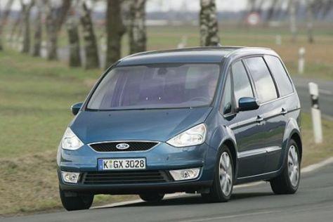 Fahrbericht Ford Galaxy