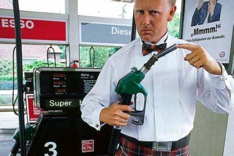Benzinpreis-Explosion
