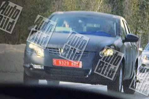Erlkönig Golf SUV