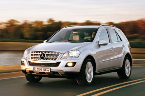 Mercedes ML 500 4matic
