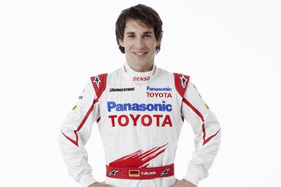 Formel-1-Saison 2009, Timo Glock Toyota