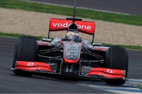 Der 1. März könnte Pedro de la Rosas letzter Tag in der Formel 1 bleiben