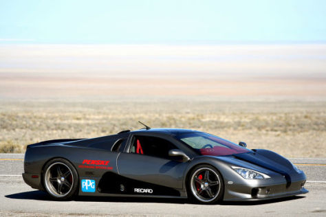 SSC Ultimate Aero TT bei Ebay