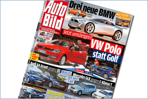 AUTO BILD 12/2009