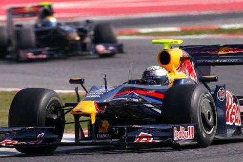 Sebastian Vettel bekam vom Red-Bull-Chef eine klare Zielvorgabe