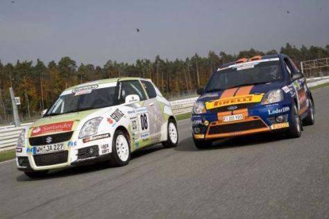 Tracktest: Suzuki Swift Sport vs. Ford Fiesta ST