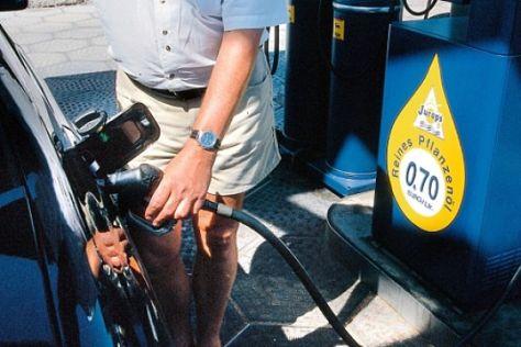 "Umfrage ""Alternative Kraftstoffe"""