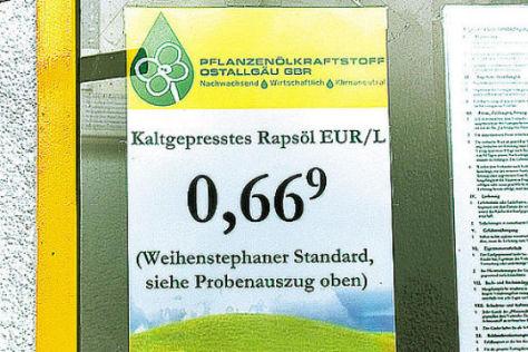 """Ausstellung """"Alternative Kraftstoffe"""""""
