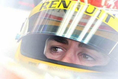 Fernando Alonso will mit dem Renault R29 seinen dritten Formel-1-Titel holen