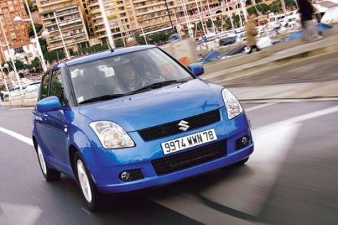 Rückruf Suzuki Swift