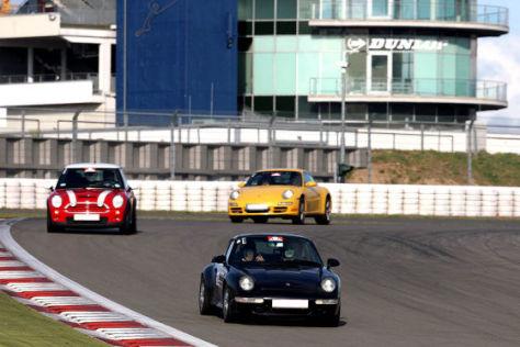 Touristenfahrten am Nürburgring