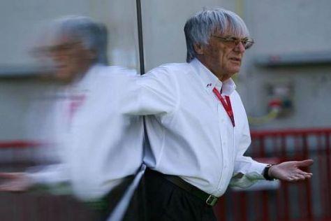 Bernie Ecclestone: Warum er lieber nach Asien geht, sollte allen klar sein...