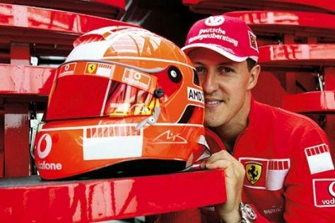 Schumi bleibt bei Ferrari