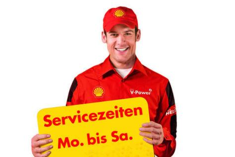 Shell-Tankwarte gibt es inzwischen an mehr als 1000 Stationen.
