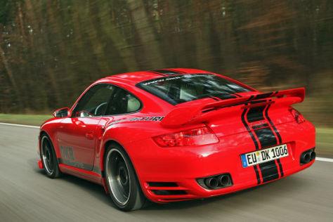 DKR 911 Turbo TT