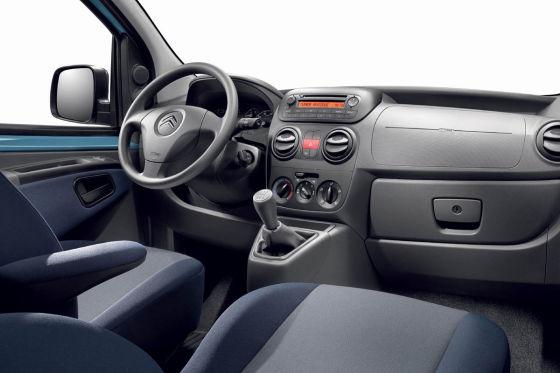 Citroën Nemo Kombi